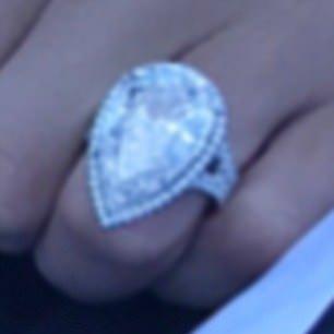 Let's take a close look at Paris Hilton's $2million engagement ring