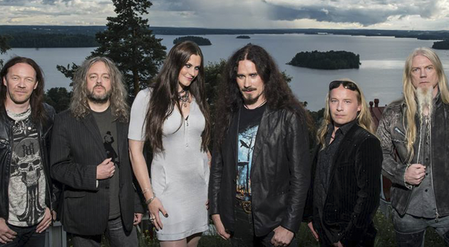 nightwish 2017