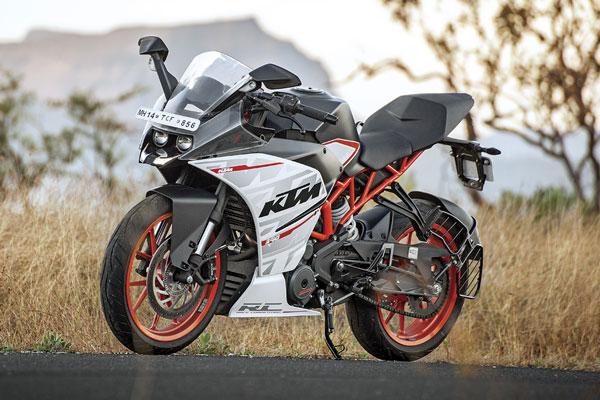 ktm rc 390 bike hd photo