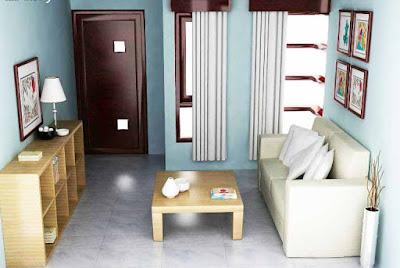 Desain Interior Rumah Minimalis Tipe 36 6