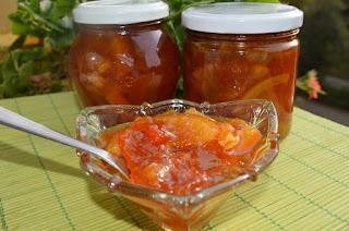 Сладко от цитрусови плодове