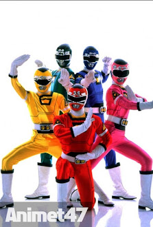 Power Rangers Turbo - Siêu Nhân Power Rangers Turbo 1997 Poster