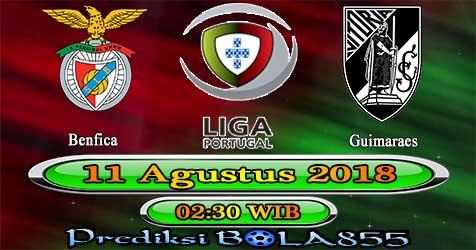 Prediksi Bola855 Benfica vs Guimaraes 11 Agustus 2018