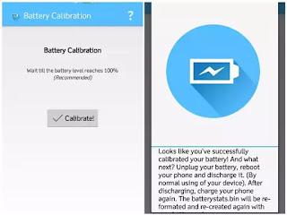 Cara Kalibrasi Baterai Android Tanpa Root Dengan Sangat Mudah