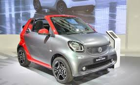 2017 Smart For two Electric Drive