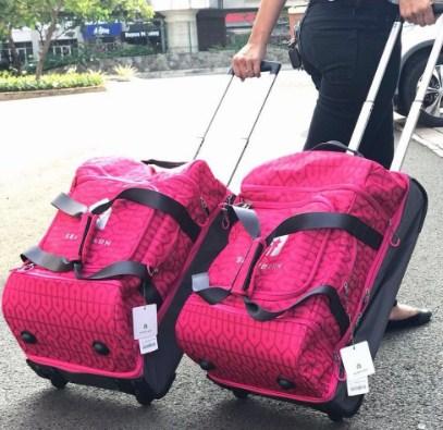 Tas Travelling