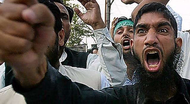 Ilustrasi Kelompok Islam Radikal