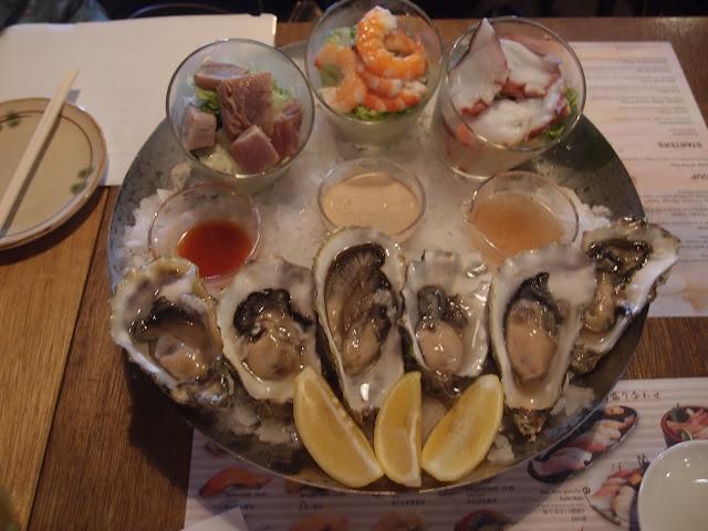 Oceans' Delights Platter