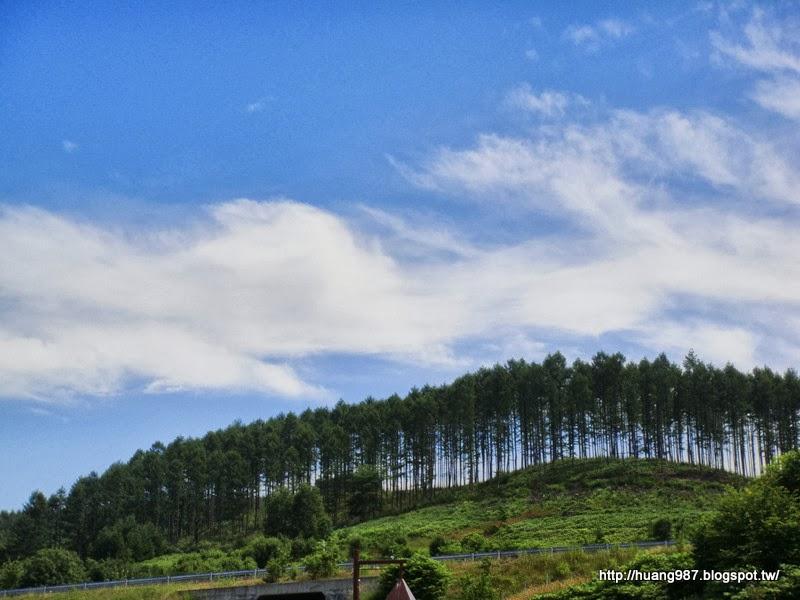 松葉蕨~自在生活(Fern Easylife): [北海道露營] 第13天 層雲溫泉