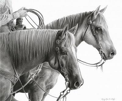 caballos-asombrosos-dibujos-a-lapiz