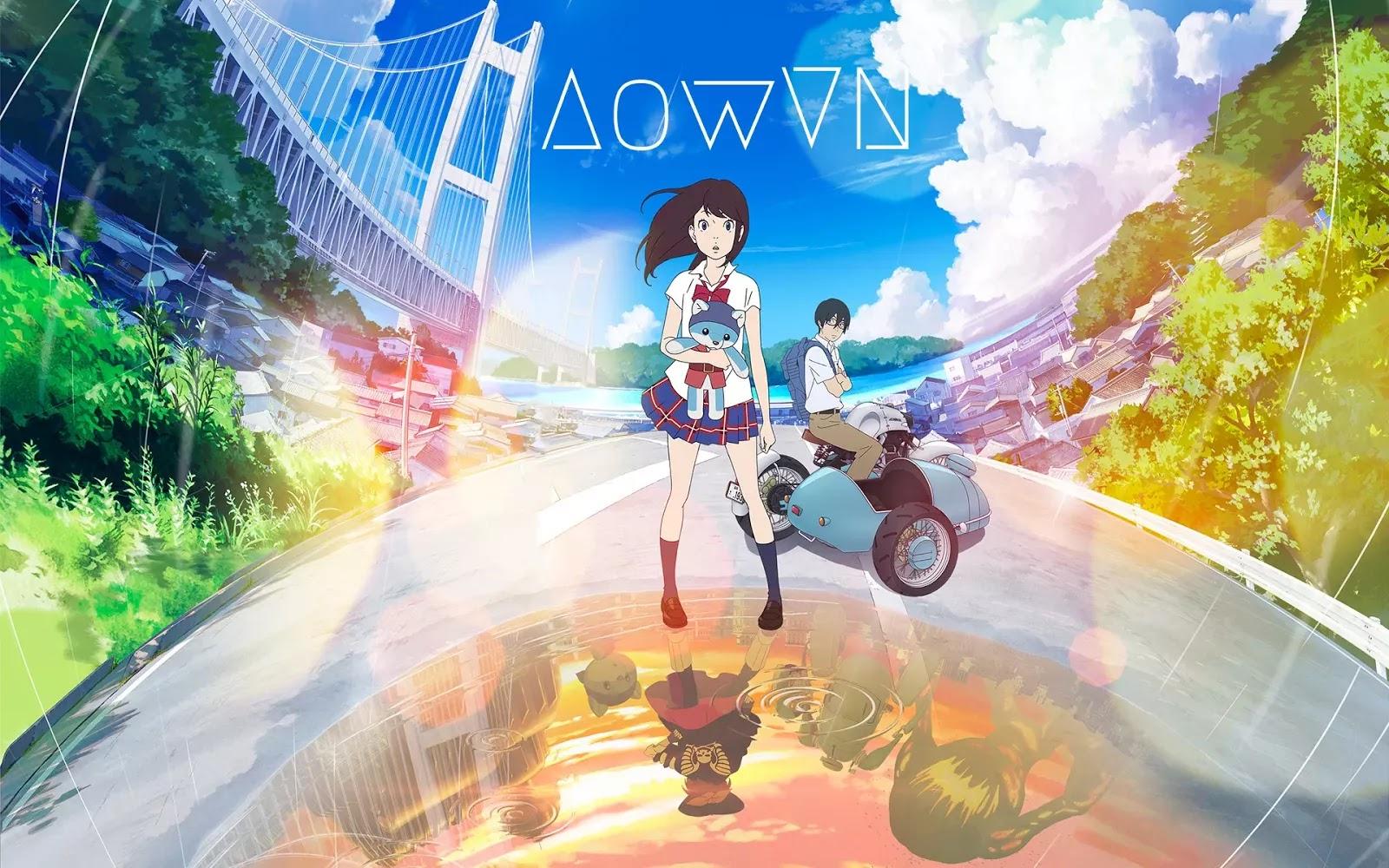 AowVN org - [ Anime 3gp Mp4 ] Hirune Hime: Shiranai Watashi no Monogatari HD | Movie Vietsub - Giải Mã Giấc Mơ