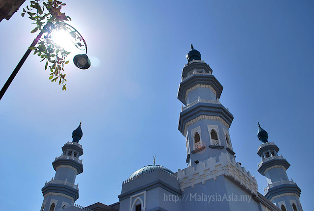 Mosque in Klang