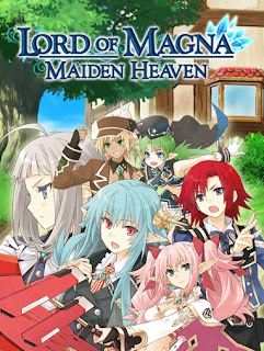 Free Download Lord of Magna Maiden Heaven 3DS CIA Google Drive Link