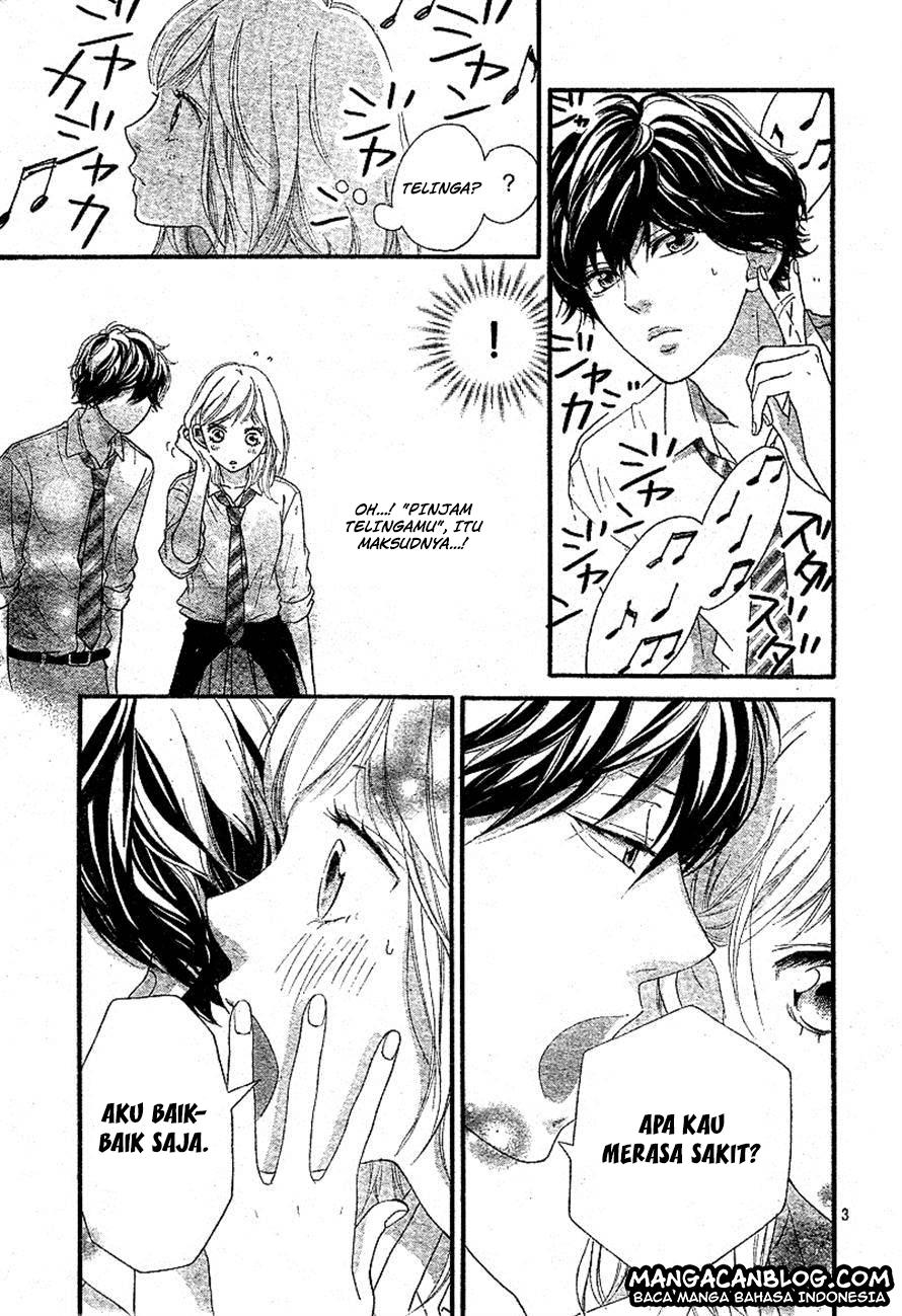 Ao Haru Ride Chapter 21-4