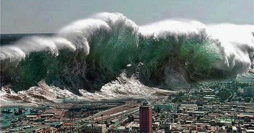 a tsunami the wave that savagely attacks coastlines and causes loss of life Page 1 of 13 world geography 3202 august 2007 tsunamis can savagely attack coastlines, causing devastating property damage loss of life and property can.