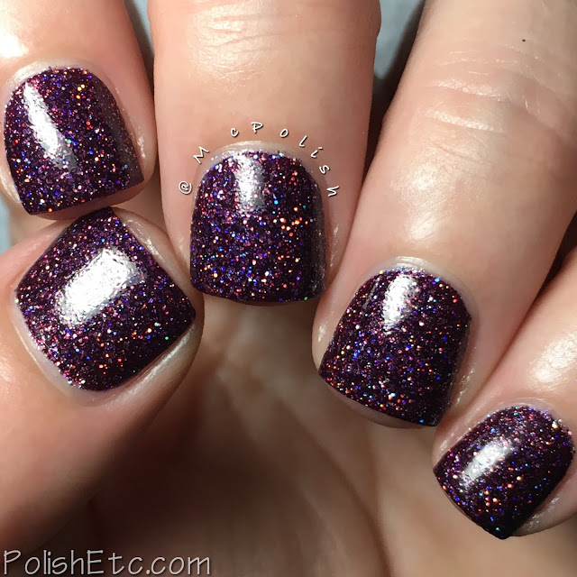 KBShimmer - Fall 2017 Blogger Collaboration Collection - McPolish - Lady and the Vamp