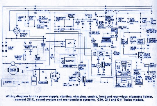 Daihatsu L200 Wiring Diagram - Data Wiring Diagram