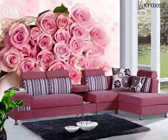 Wallpaper decoration ideas for living room - Care Decor