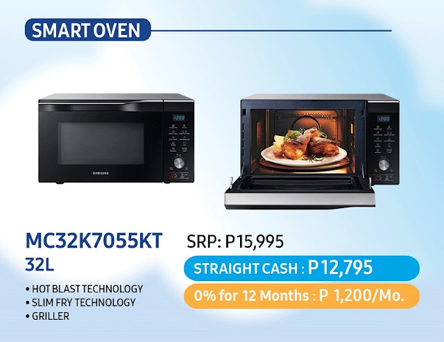Samsung Dream Home Deals - Smart Oven