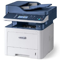 Xerox WorkCentre 3345 Driver Mac OS X, Linux OS
