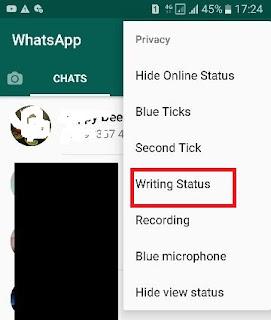 gb whatsapp menghilangkan status sedang mengetik