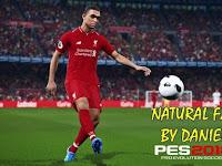PES 2018 NaturalFX dari Daniel