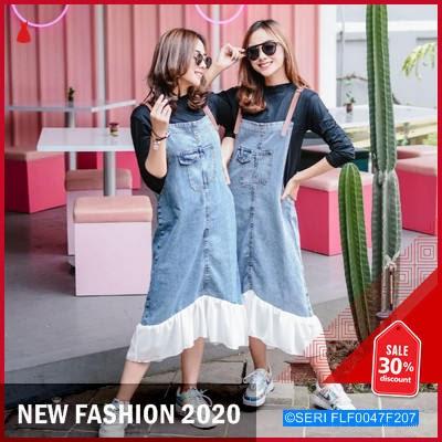 FLF0047F207 Zeni Overall Tunik BMGShop