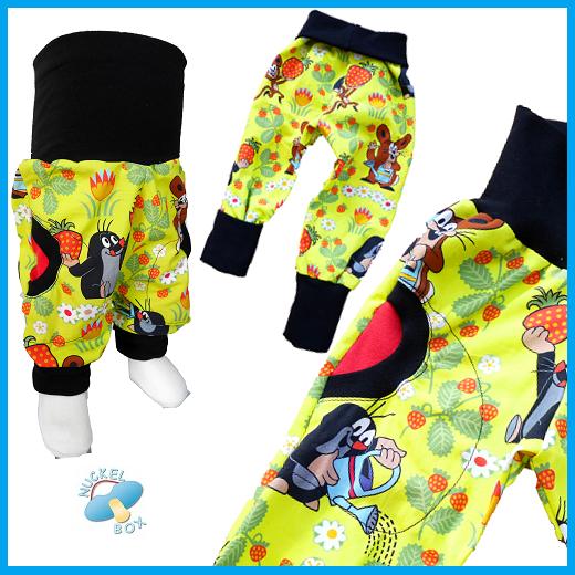 http://www.nuckelbox.de/baby-designer-mode-unikate/lange-Babyhose/schlupf-pumphose-maulwurf-gartenfreunde.html