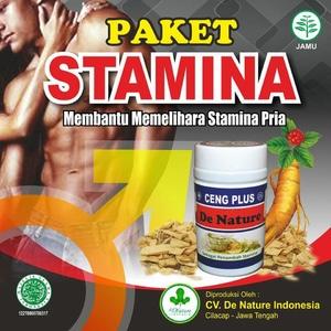 obat stamina pria de nature