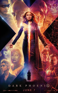 X-Men: Dark Phoenix First Look Poster 1