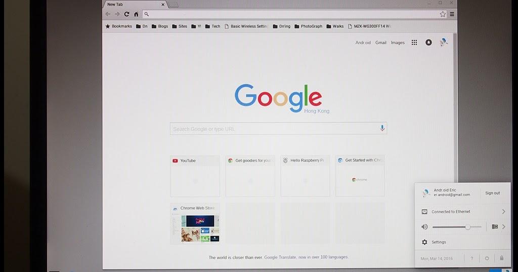 Gör en Raspberry Pi till en Chromebook | Kunskapsbank