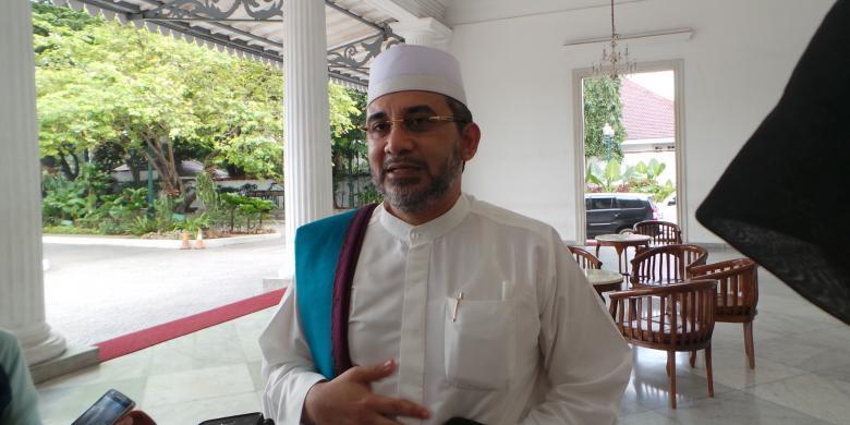 Menyejukkan... Begini Nasihat Habib Nabiel Al-Musawa Terkait Ujaran Pesek Ustadz Abdul Somad