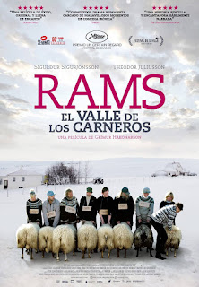 Cartel: Rams, el valle de los carneros (2015)