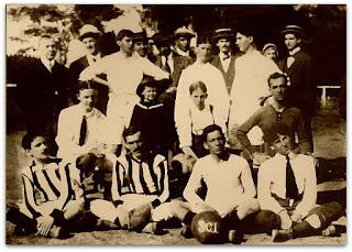 Formação do Time do Internacional em 1912