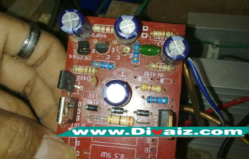 Cara Modifikasi Power Amplifier 150 Watt Agar Bass Lebih Mantap