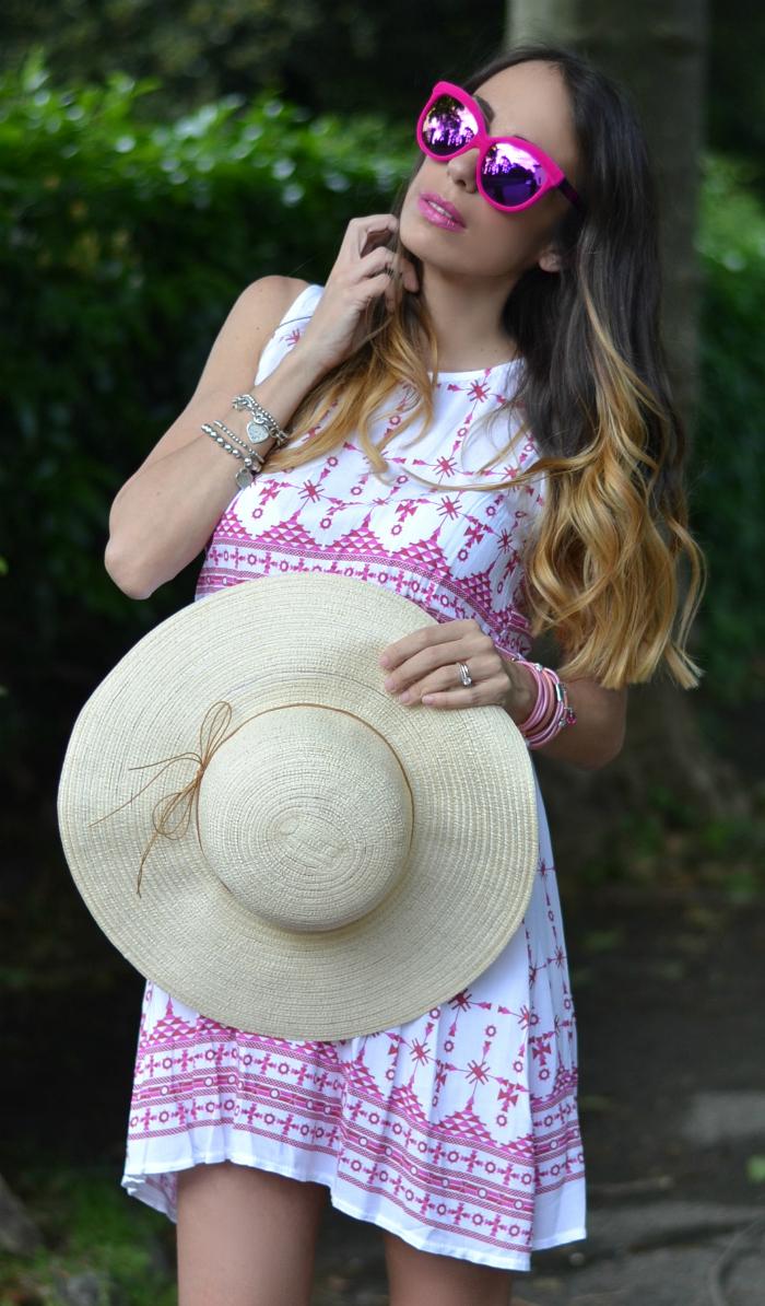 cappello paglia accessorize