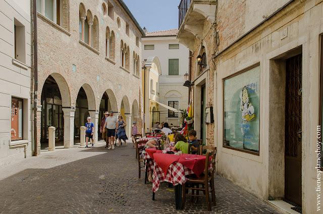 Ciudades Italianas bonitas viaje Treviso que ver