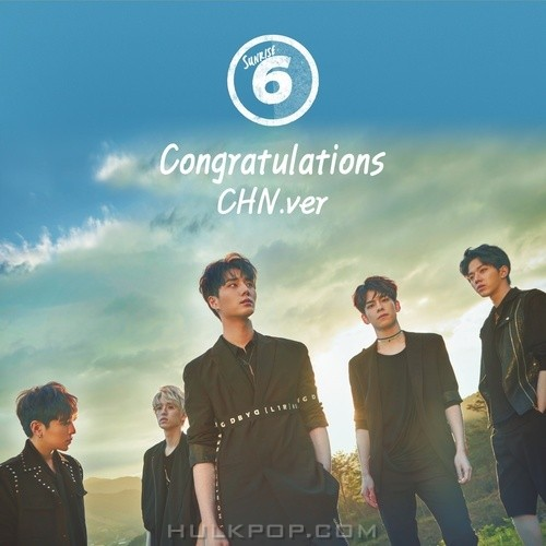 DAY6 – Congratulations (CHN Ver.) – Single