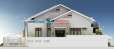 Arsitek Desain Rumah Type 205