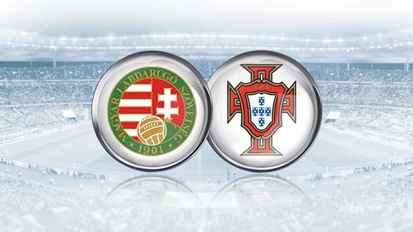 Hungaria vs Portugal