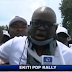 Fayose breaks down in tears, that police allegedly slapped him, shot him