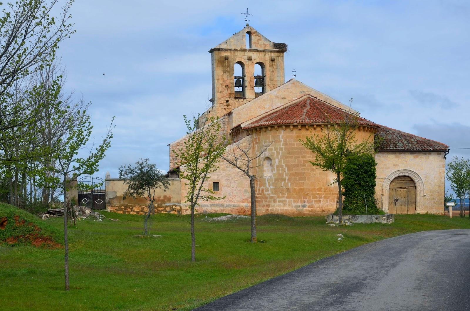 Resultado de imagen de Barahona del Fresno. Iglesia de San Cristóbal