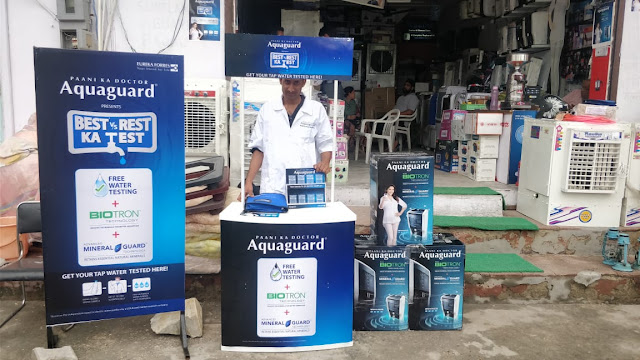 Eureka Forbes initiates 'Free Water Test' service to address the issue of increasing water contamination across the country