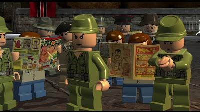 Lego Indiana Jones 2 The Adventure Continues PC Repack