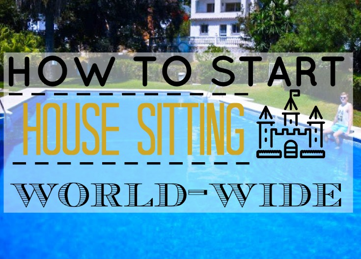how to start a house sitting business