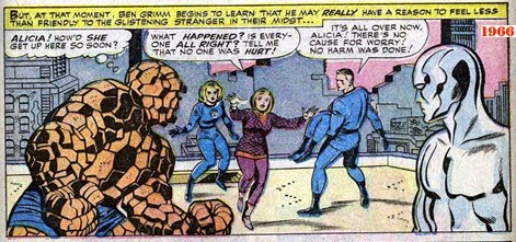 Fantastic Four 50-Lee-Kirby