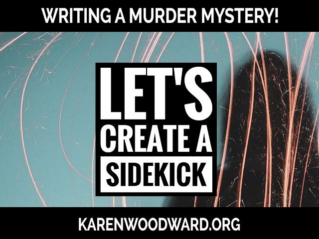 Let's Create a Sidekick!