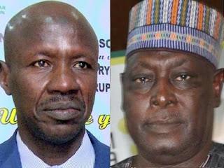 Corruption Allegations: Senate Makes U-turn On SGF, EFCC Boss, Magu