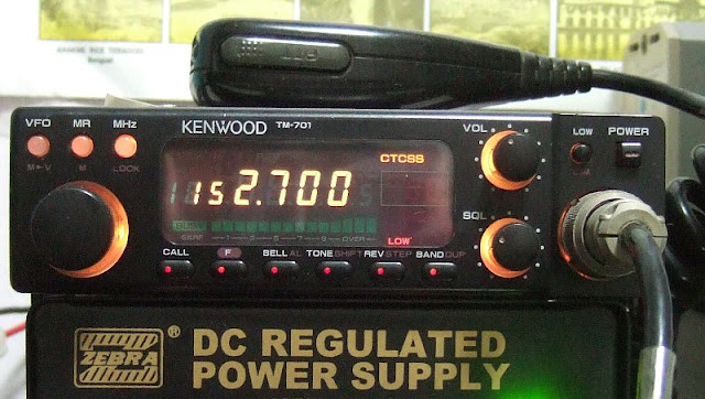 Kenwood TM-701A/E Mobile Transceiver