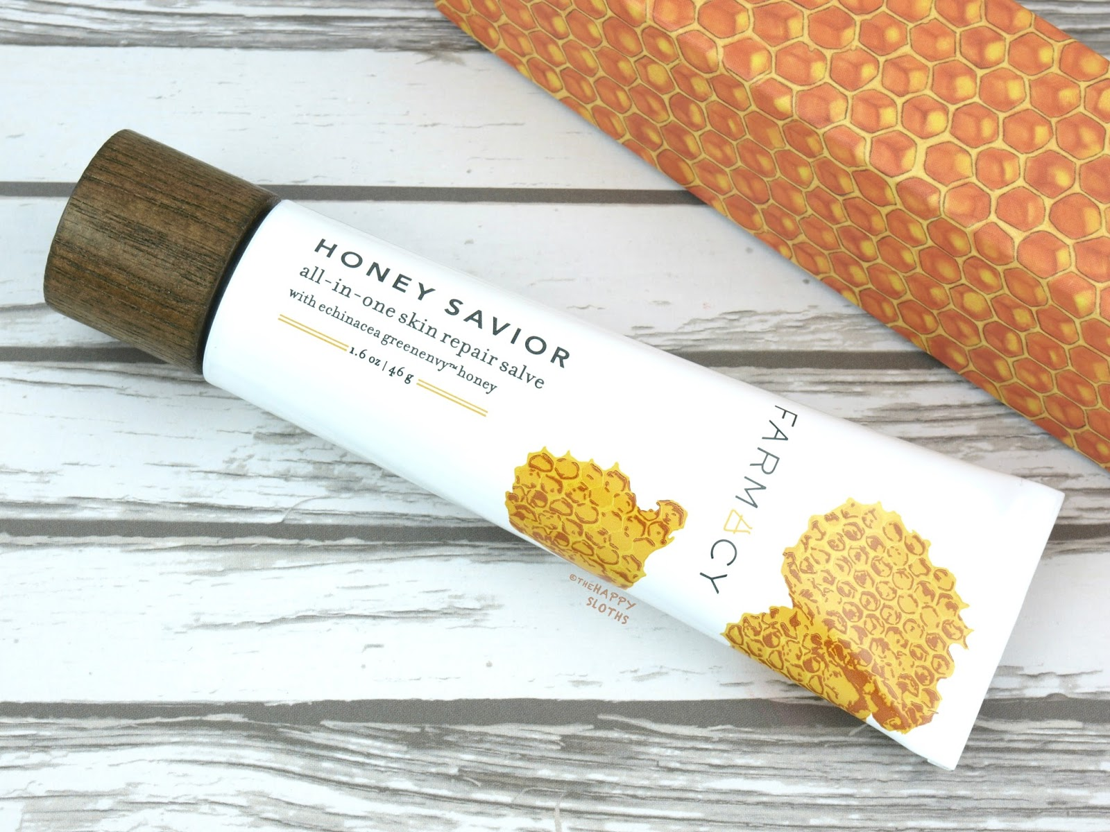 Farmacy Honey Savior All-In-One Skin Repair Salve: Review